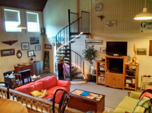 Grange Hall  interior