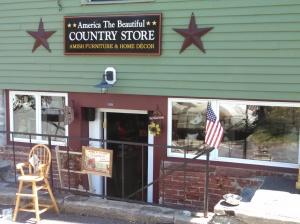 Amish store