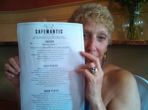 Rorie menu