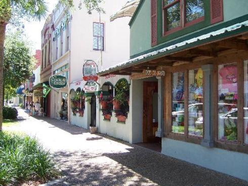 Fernandina-Beach-shops