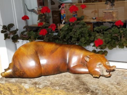 bear-siesta